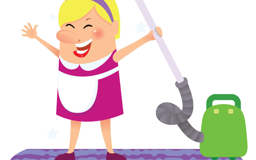 Happy House Cleaner
